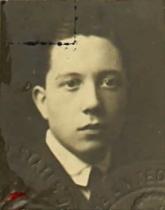 Archibald McKenzie passport 1919