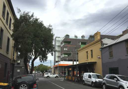 King William St and Brunswick St