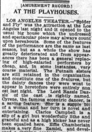 Los Angeles Times April 1894