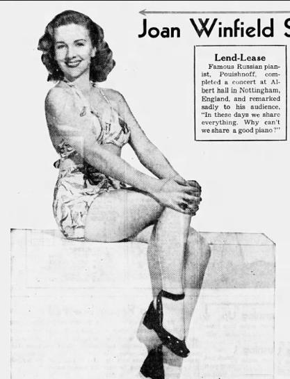 Joan 1945