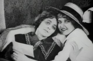 Vera James and Lotus Thompson
