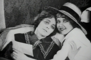 Vera James and Lotus Thompson