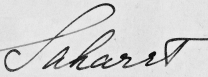 Saharet signature