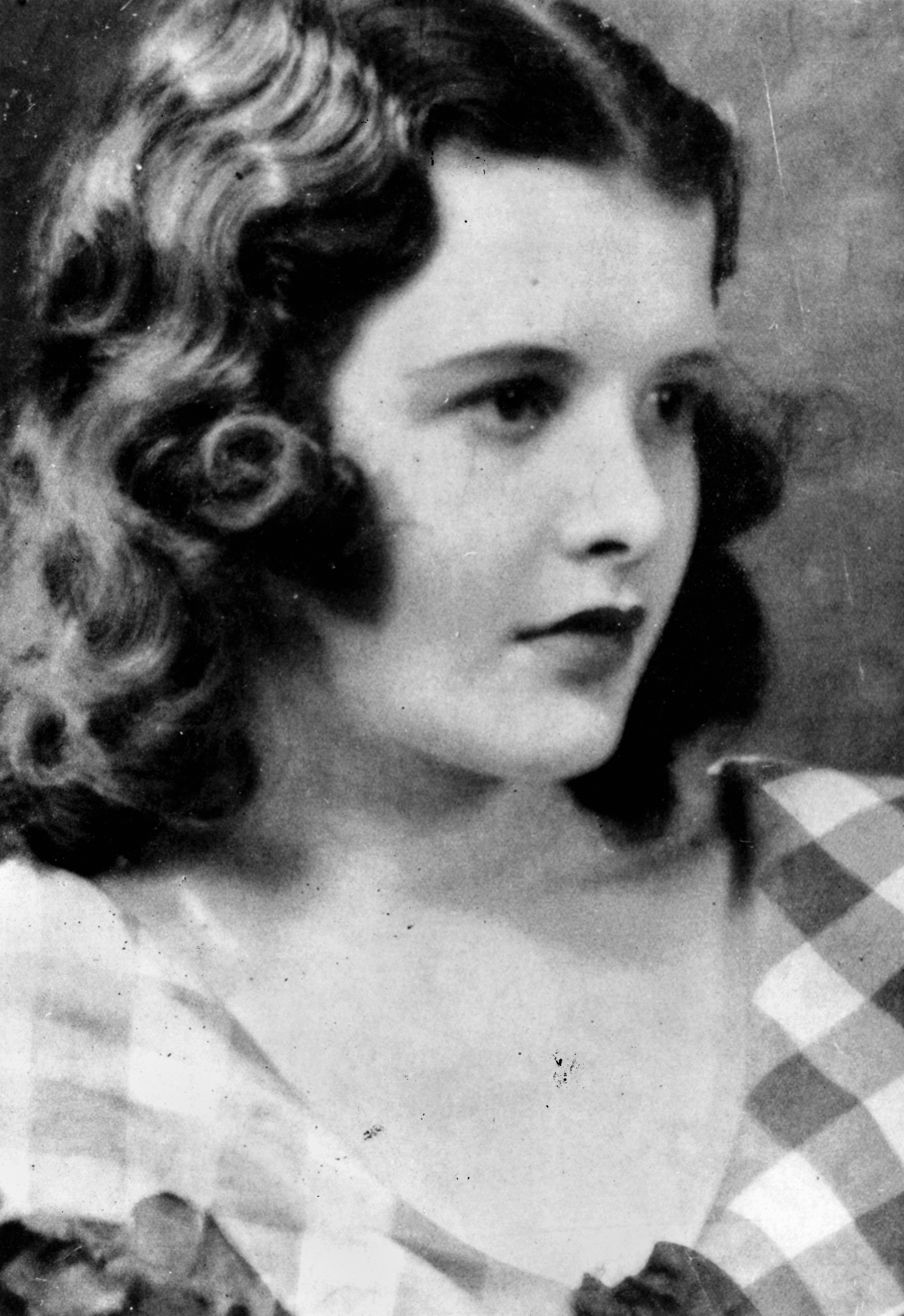 Mary about 1935