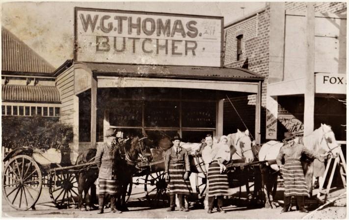 Thomas Butchers Sunshine c 1927