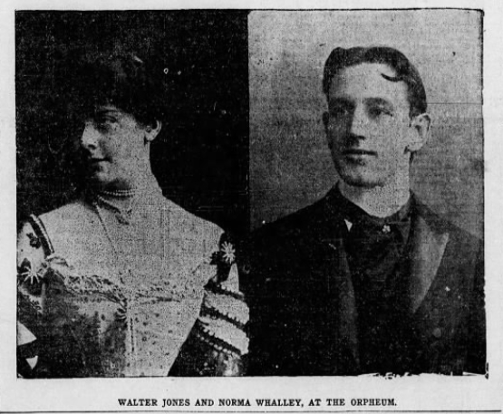 Jones and Whalley LA Times 1 April 1900