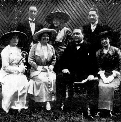 1912 wedding