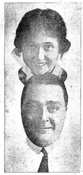 Bob and Bea 1918