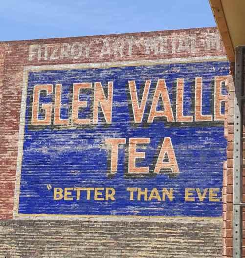 glen valley tea