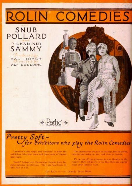 Snub_Pollard_&_Ernie_Morrison_-_Rolin_Comedies_Ad_1920
