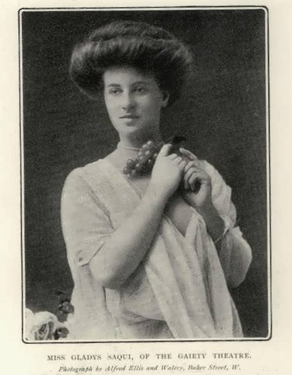 Gladys Saqui