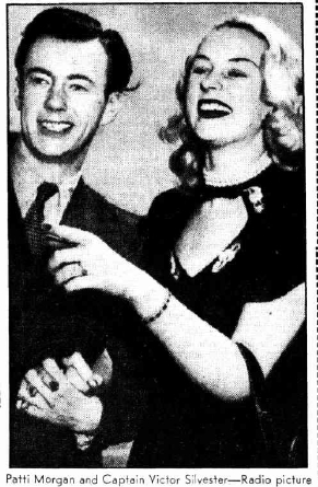 PAtti and Victor May 1948