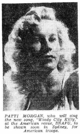 Patti in 1944