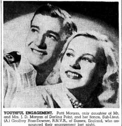Sunday Telegraph April 1946
