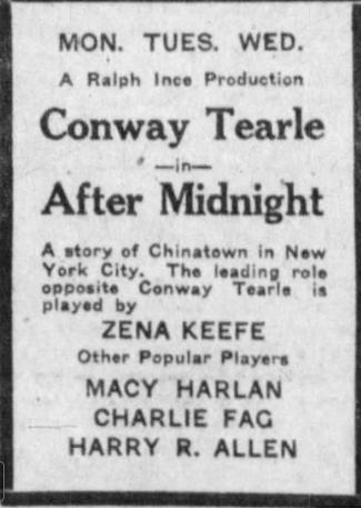 Saskatoon Daily Star 18 March 1922