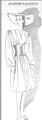 Mississippi paper report of wedding dress