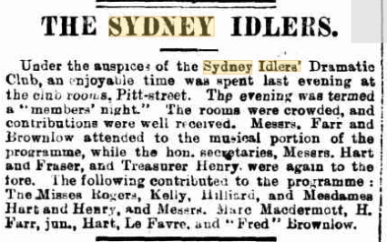 Evening News 11 Oct 1897