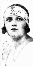 Edna Sydney Sun 1924