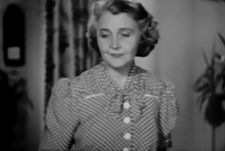 Enid Bennett in Meet Dr Christian