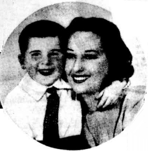 Marcia and Phil Junior 1940