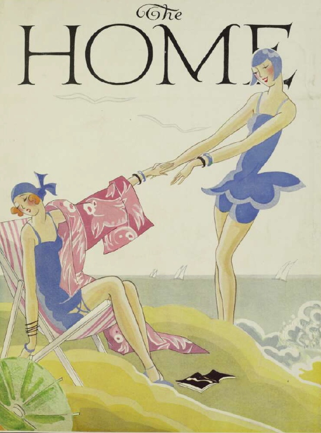 Cover the Home Vol 6 No1 1925