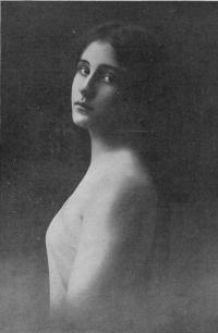 Wanda Radford in 1910