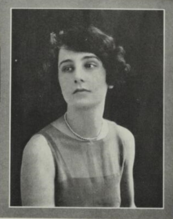 Wanda Radford in 1926 The Home
