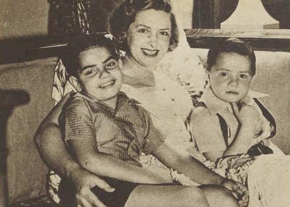 Shirley Ann 1956