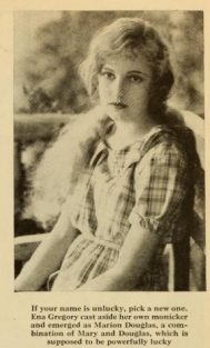 Ena Marion Photoplay 1927