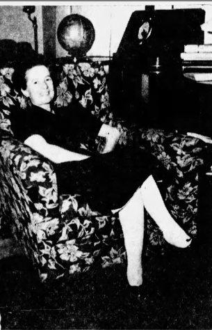 Ina in 1943