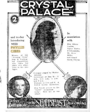 The Sun August 1926