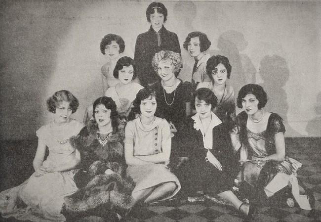 WAMPAS Baby stars 1925
