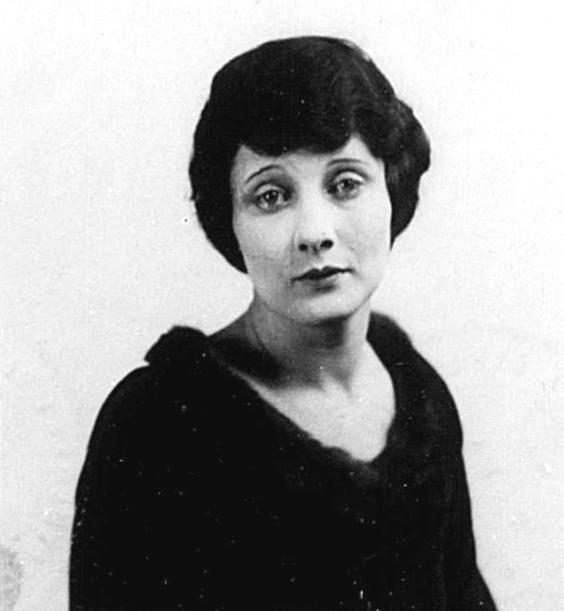 Betty Blythe 1923 ppt