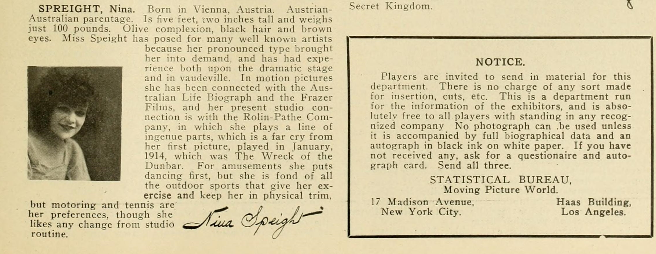 Moving Picture World June 1917