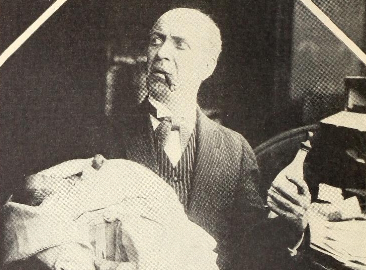 Scardon in Tha Atom 1915