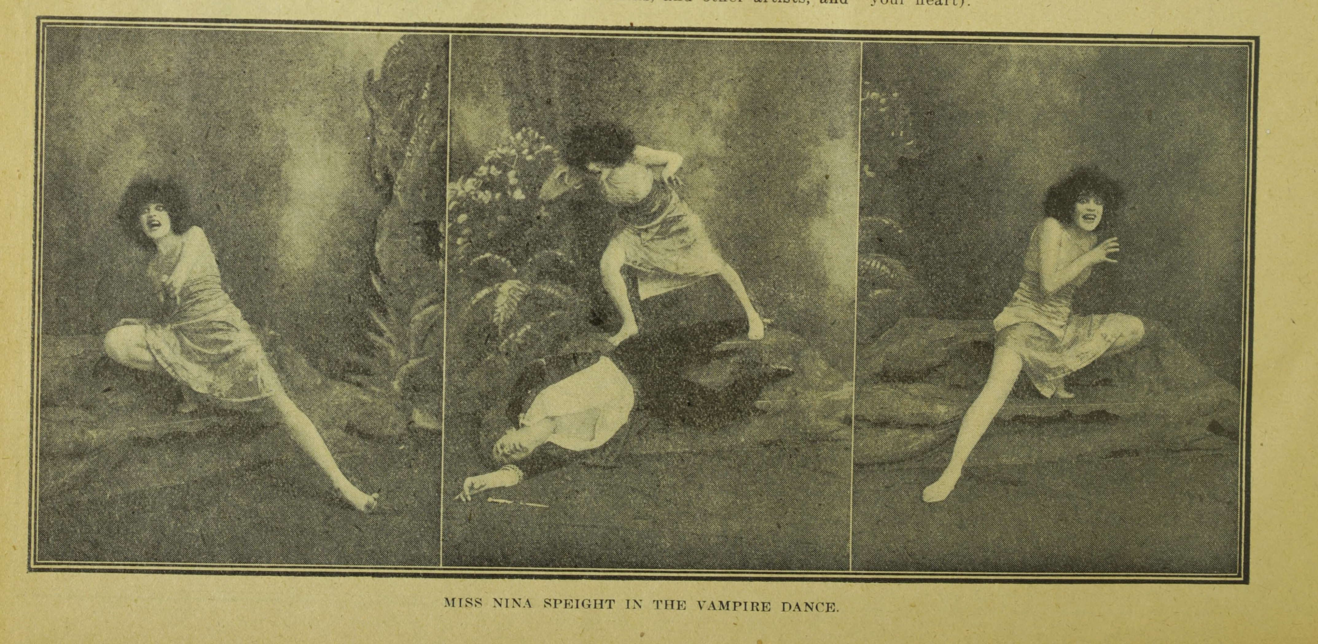 The Vampire Dance