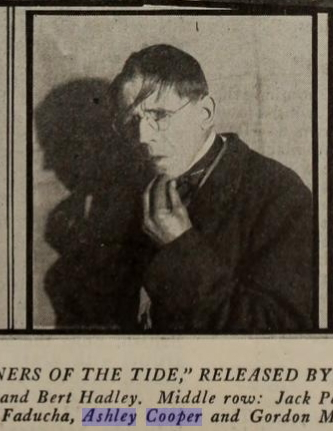 Ashley in PArtners of the Tide 1921