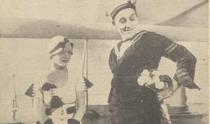 Jack Ahoy AWW 1934